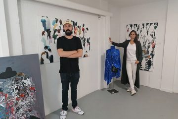 Exposicion colectiva POP UP