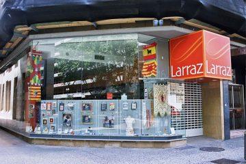larraz manualidades textiles, mercería y manualidades creativas coso zaragoza