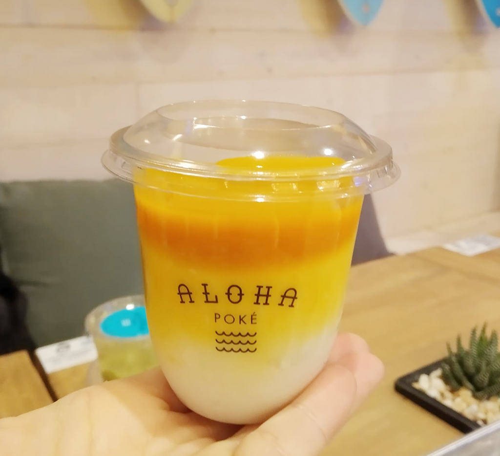 yogures hawaianos