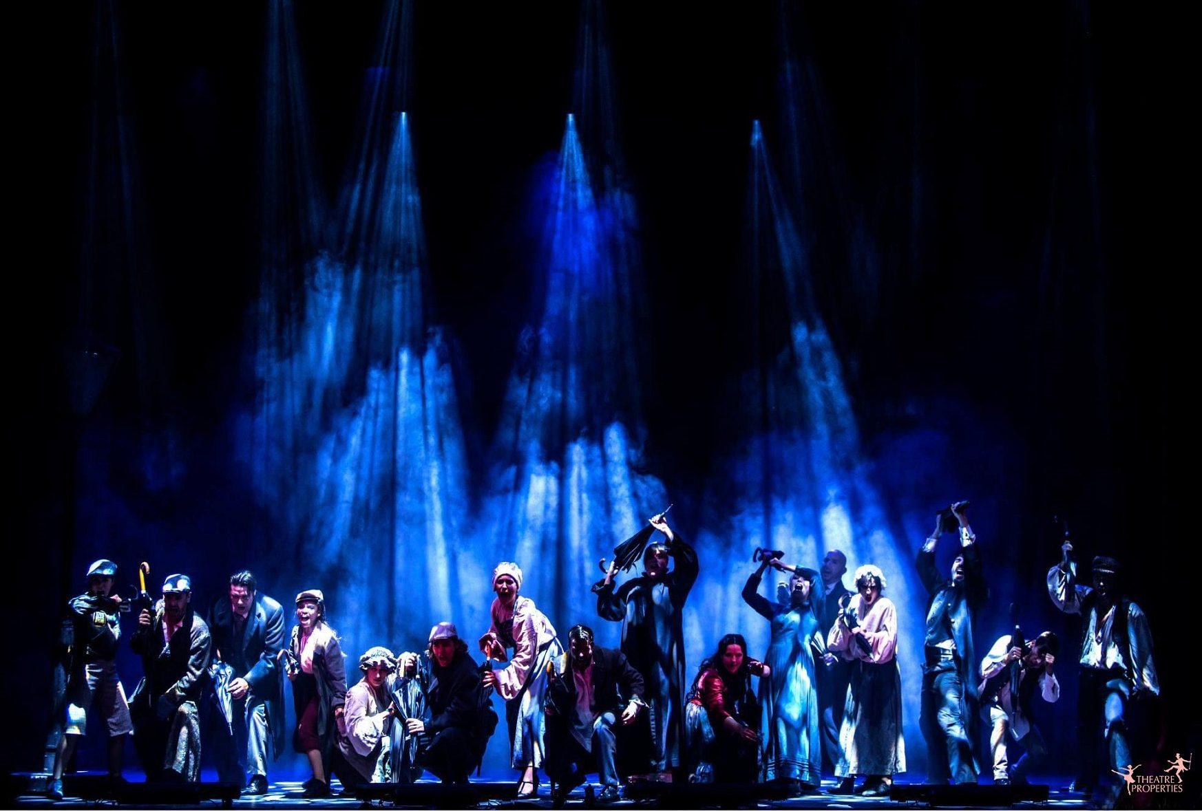 Jekyll & Hyde: Broadway desembarca en el Teatro Principal de Zaragoza