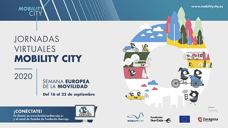Jornadas Virtuales Mobility City - Semana Europea de la Movilidad 2020