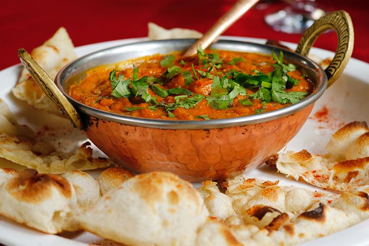Restaurantes indios y pakistaníes de Zaragoza