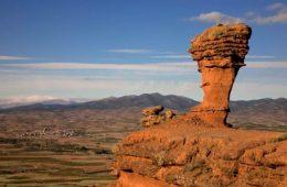 Sierra de Armantes, el lejano oeste en la provincia de Zaragoza