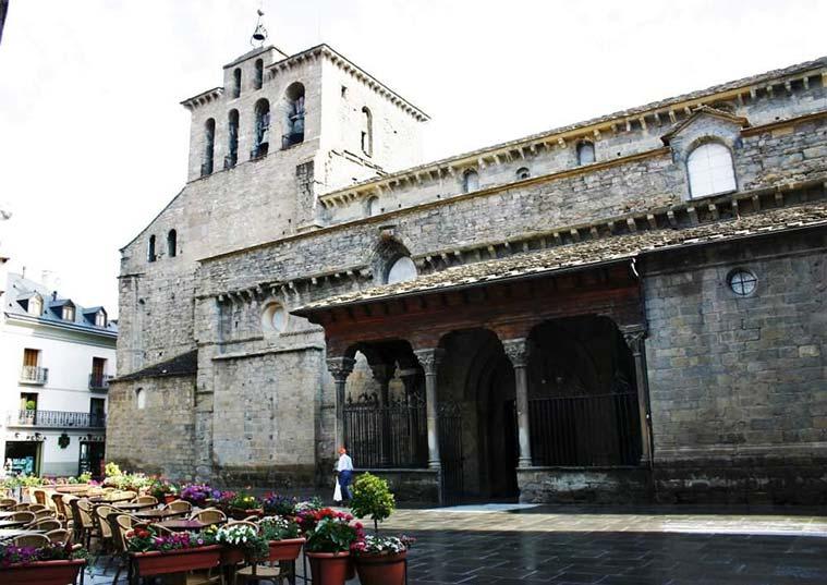 catedral románica de jaca