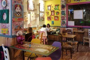 cafeteria insolente en zaragoza