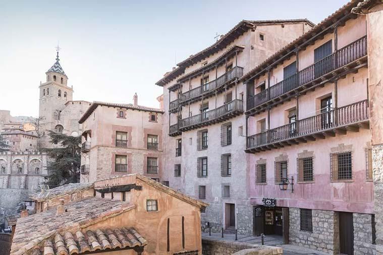 Escapada a Albarracin Teruel