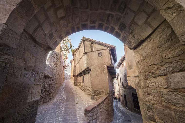 Escapada a Albarracin