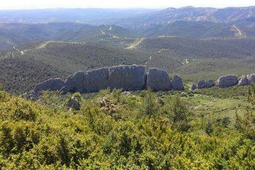 Escapada al paisaje protegido de la Sierra de Santo Domingo