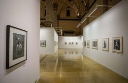Exposición 'De barro y luz' de Manuel Outumuro, en La Lonja