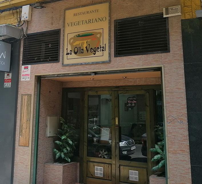 La Olla Vegetal restaurante vegetariano