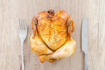Los mejores pollos asados de Zaragoza