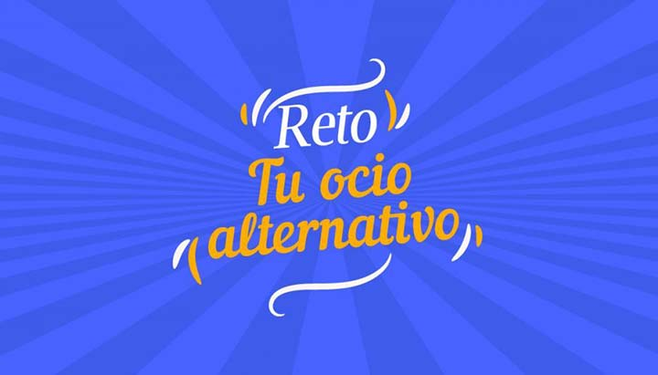 reto Hunteet tu ocio alternativo