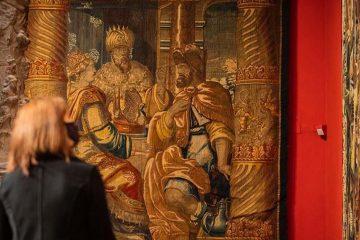 Exposición 'Tapices para el Patio de la Infanta'