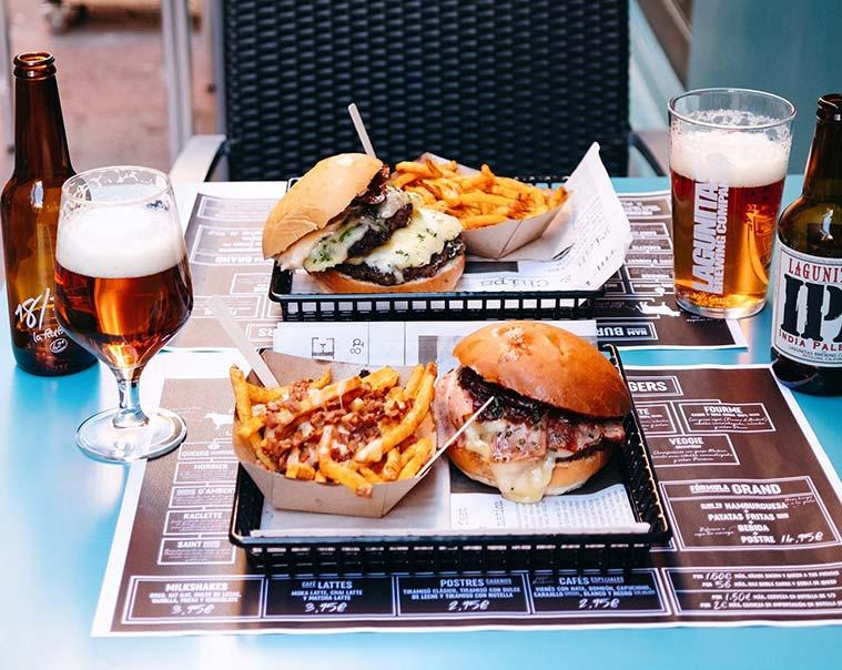 Ham Fresh Burger hamburgueseria en calle cadiz