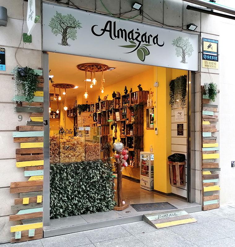 Almazara calle Alfonso Zaragoza