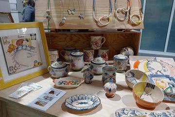 Artesanía Aliaga taller de cerámica