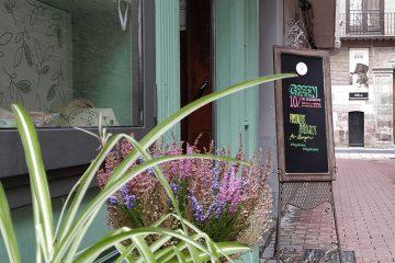 Bioselecta tienda ecológica Calle Santa Cruz