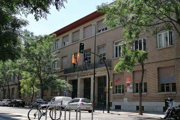 Calle Corona de Aragón en zaragoza