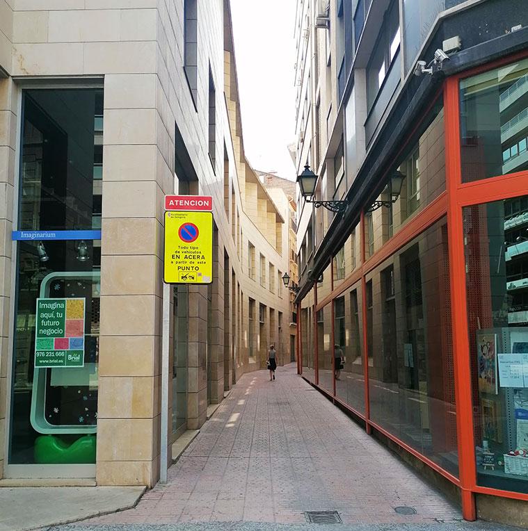 Calle Juan Porcell