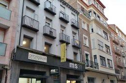 Calle Madre Sacramento de Zaragoza