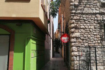 Calle Mateo Flandro de Zaragoza