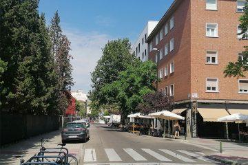 Calle Pedro Cerbuna de Zaragoza