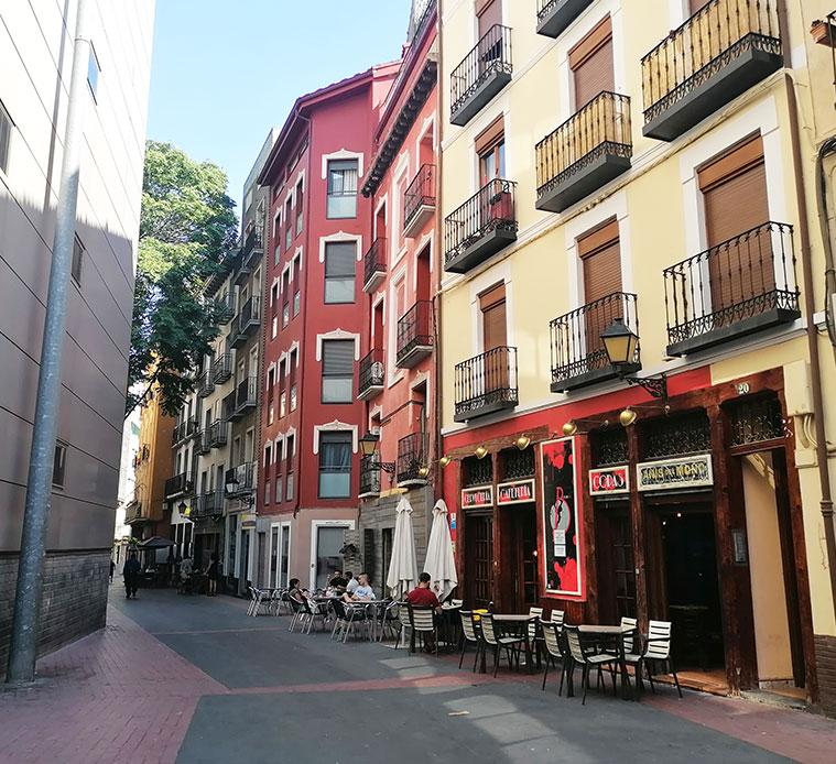 Calle Prudencio de Zaragoza
