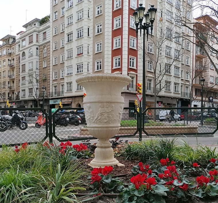 Calle San Ignacio de Loyola de Zaragoza