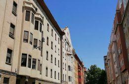 Calle Baltasar Gracián de Zaragoza