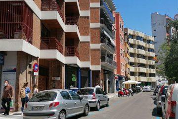 Calle del Doctor Cerrada en Zaragoza