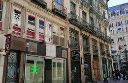 Casa de Goya en Calle Alfonso I, 7-15
