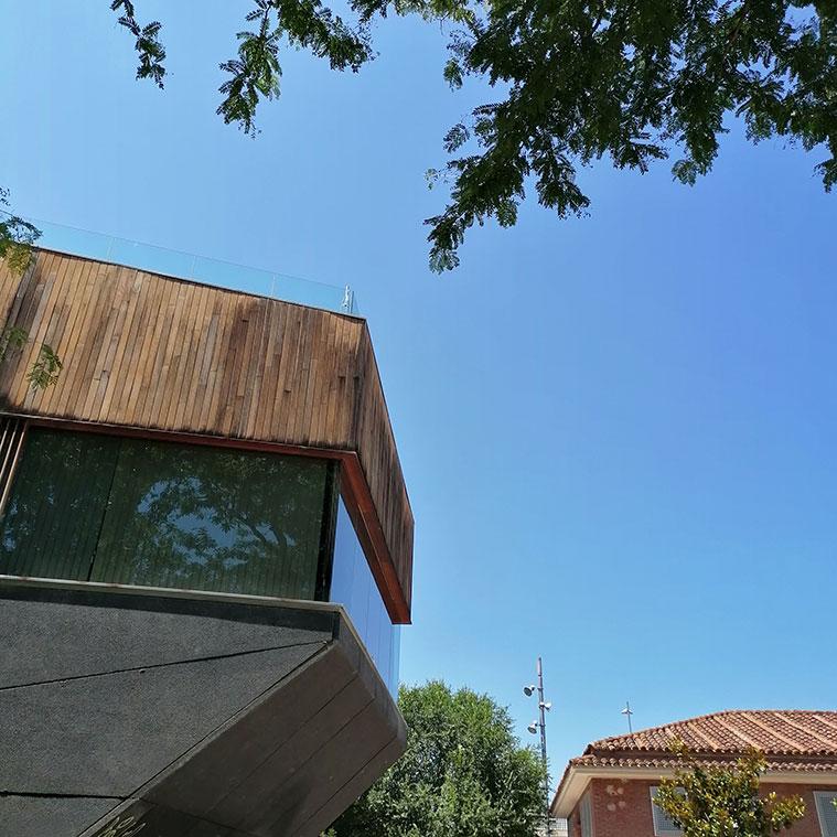 Centro Ambiental del Ebro Plaza Europa de Zaragoza