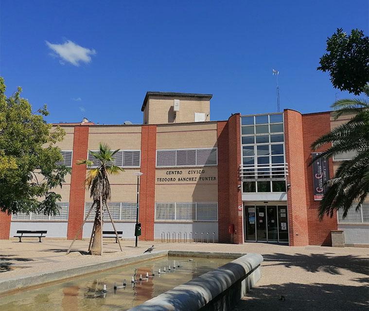 Centro Cultural Teodoro Sanchez Punter de la Plaza Mayor de San José