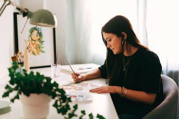 Charlamos con la ilustradora Jessica Sanmiguel