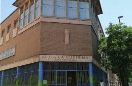 Colegio La Purísima para niños sordos de zaragoza