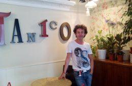 Conversamos con Manu Azcona, impulsor del Café Botánico