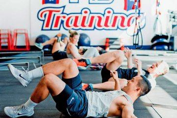 F45 Training Plaza Utrillas