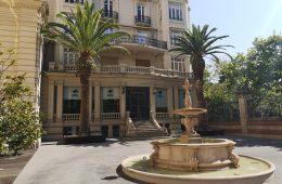 Fundación de Ibercaja (Antigua Casa de Tomás Castellano)