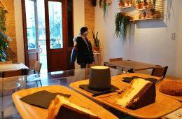 Cafeteria Justicia Specialty Coffee en la Plaza de Justicia