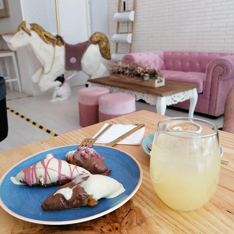 Le Cocó Café cafetería con encanto en Zaragoza