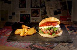 Linacero Rock & Burger calle San Miguel