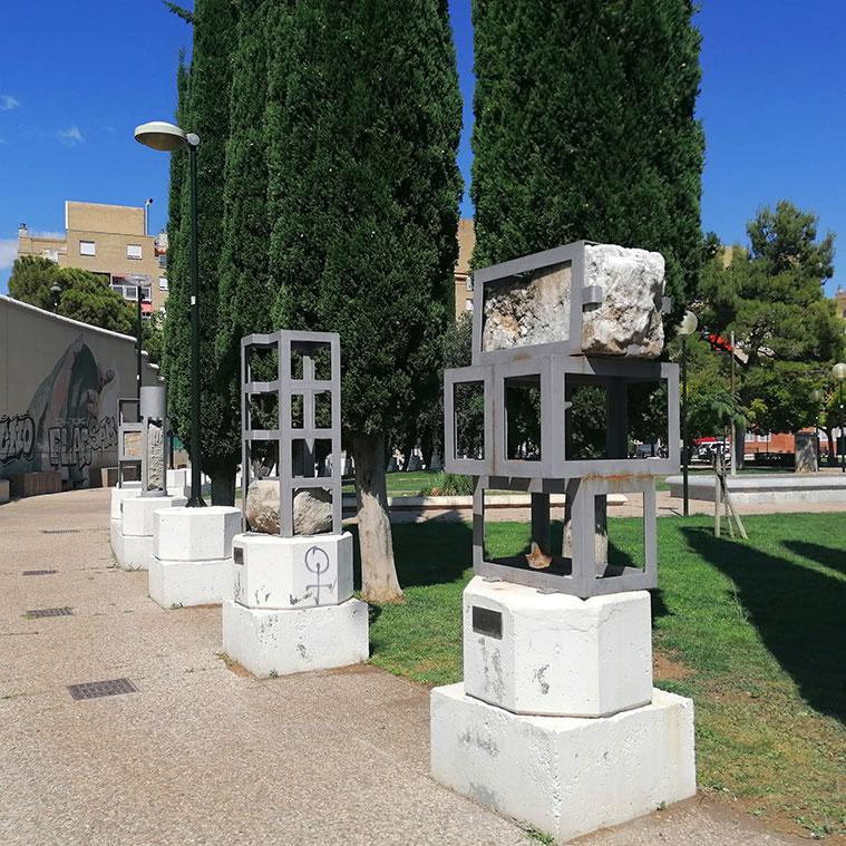 Los restos arqueológicos de la Plaza Mayor forman un interesante mosaico de la historia y del arte de la ciudad
