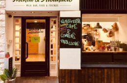 Menta & Albahaca tienda de comida para llevar