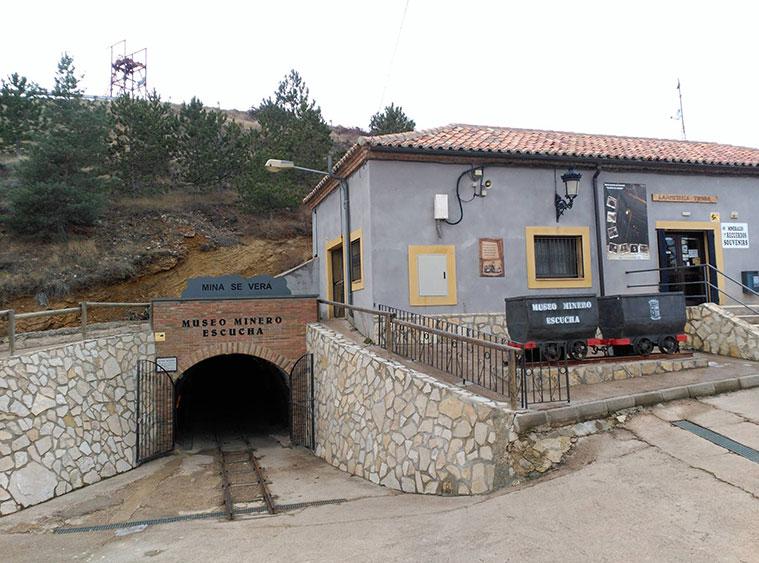 Museo Minero de Escucha comarca cuencas mineras teruel