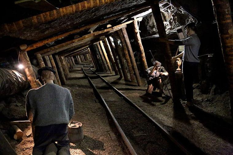 Museo Minero de Escucha en Escucha Teruel Comarcas Mineras