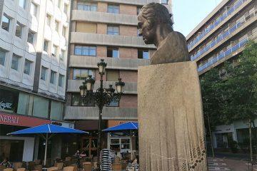 Plaza del Carmen en Zaragoza