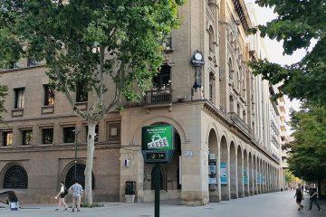 Puerta de Santa Engracia Zaragoza
