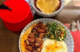 Syriana cocina siria