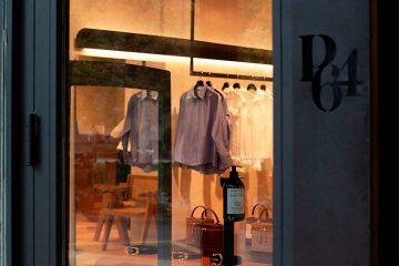 Tienda París / 64 del Paseo Constitución