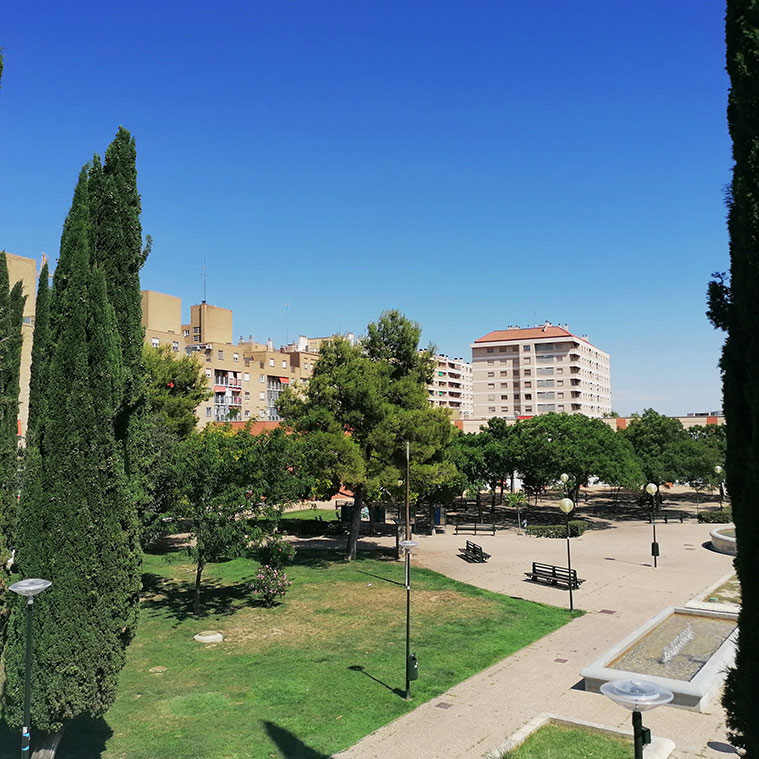 Plaza Mayor de San José